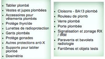 Xraystore.fr  -- Matériels de Radiologie et Radioprotection
